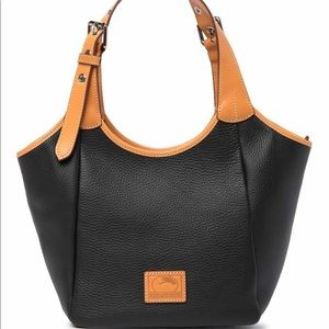 Dooney and Bourke Penelope Leather Satchel NWT